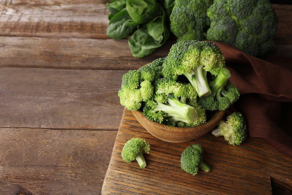 Детское питание: польза брокколи для здоровья малыша