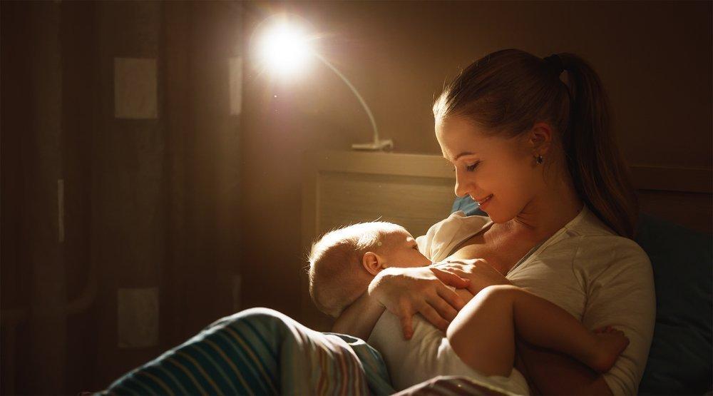 Главное для кормящей матери — настрой