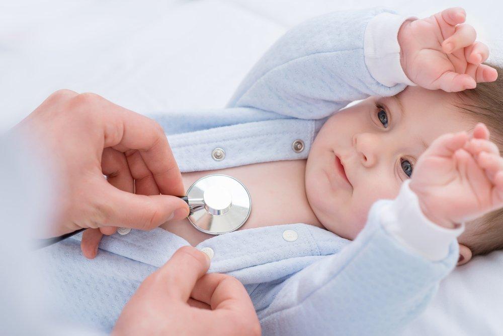 Синдром встряхнутого ребенка