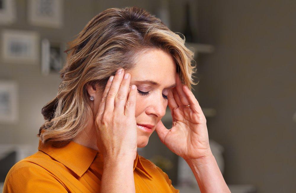 Начальные проявления: проблемы памяти, снижение работоспособности