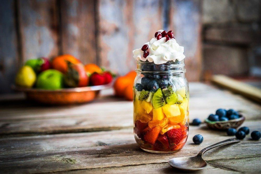 Вкусные рецепты с диетическими фруктами: польза для здоровья