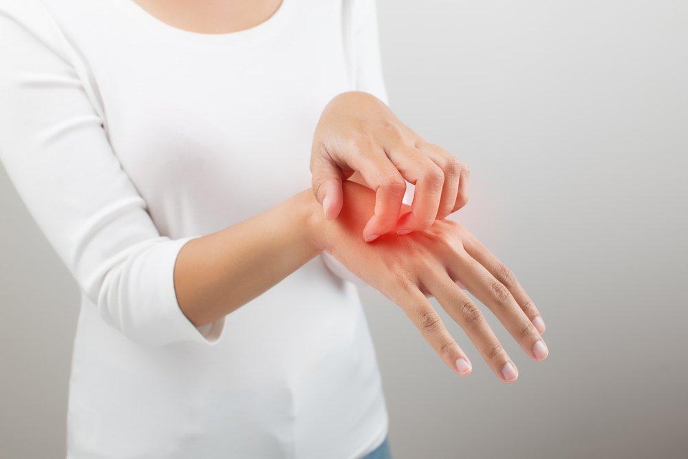 Как развивается дерматит