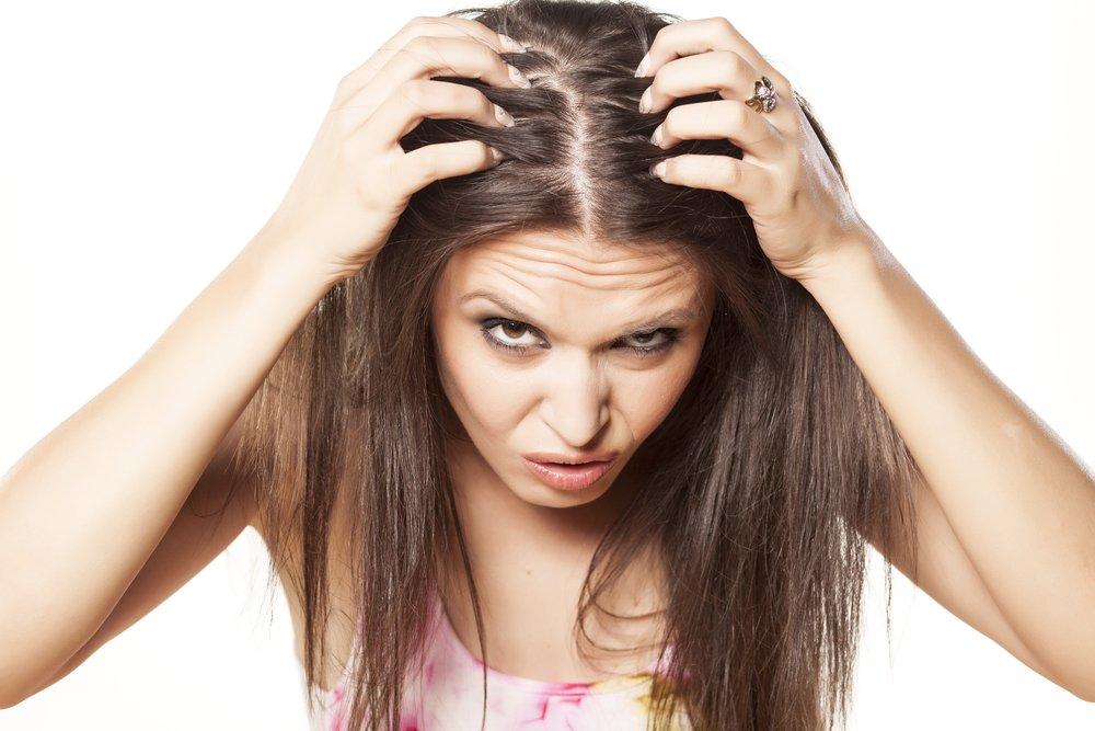 Жирный тип: эффективное очищение кожи головы, бережная укладка