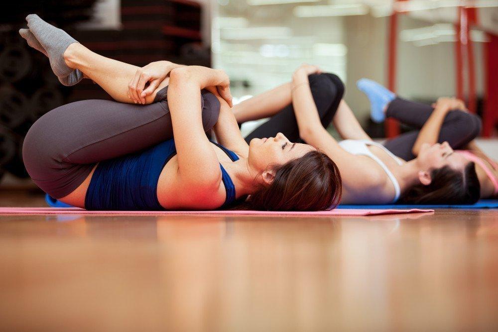Фитнес-упражнения для лучшего рельефа