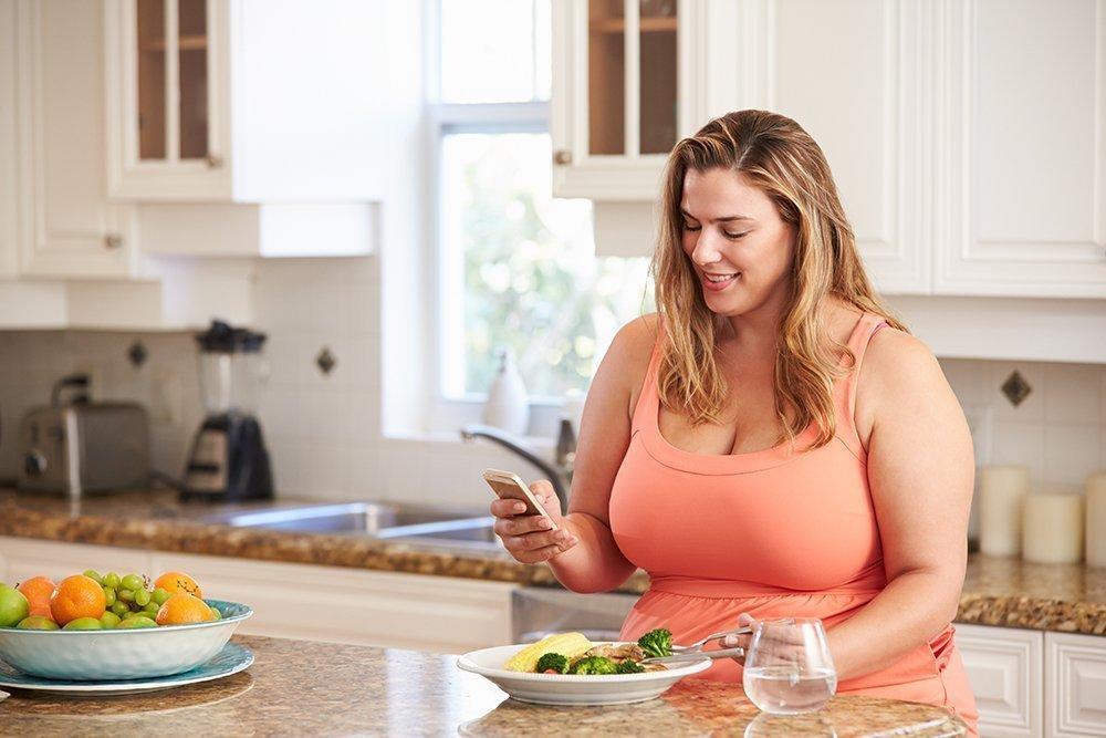 Похудеть с любимыми продуктами