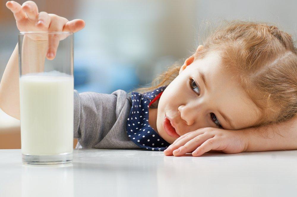 Молочные продукты питания перед сном
