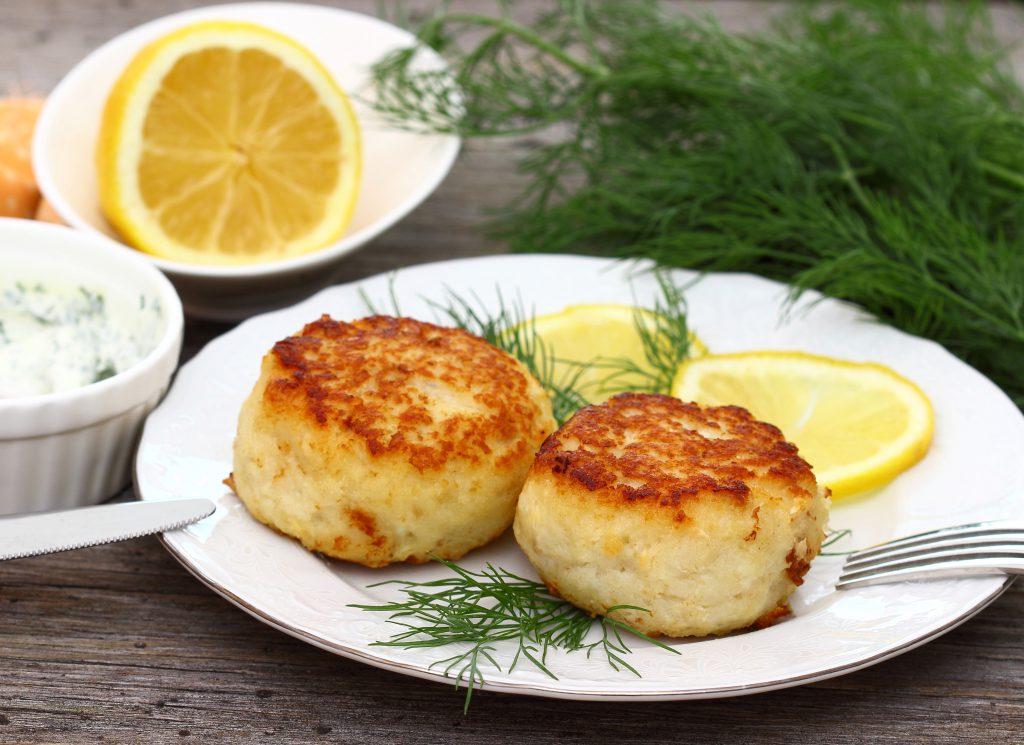 Правильное питание: рецепты рыбных котлет