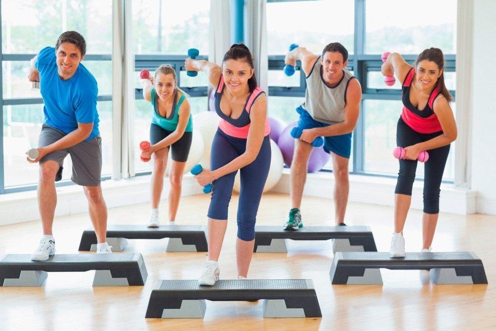 Основные виды фитнеса
