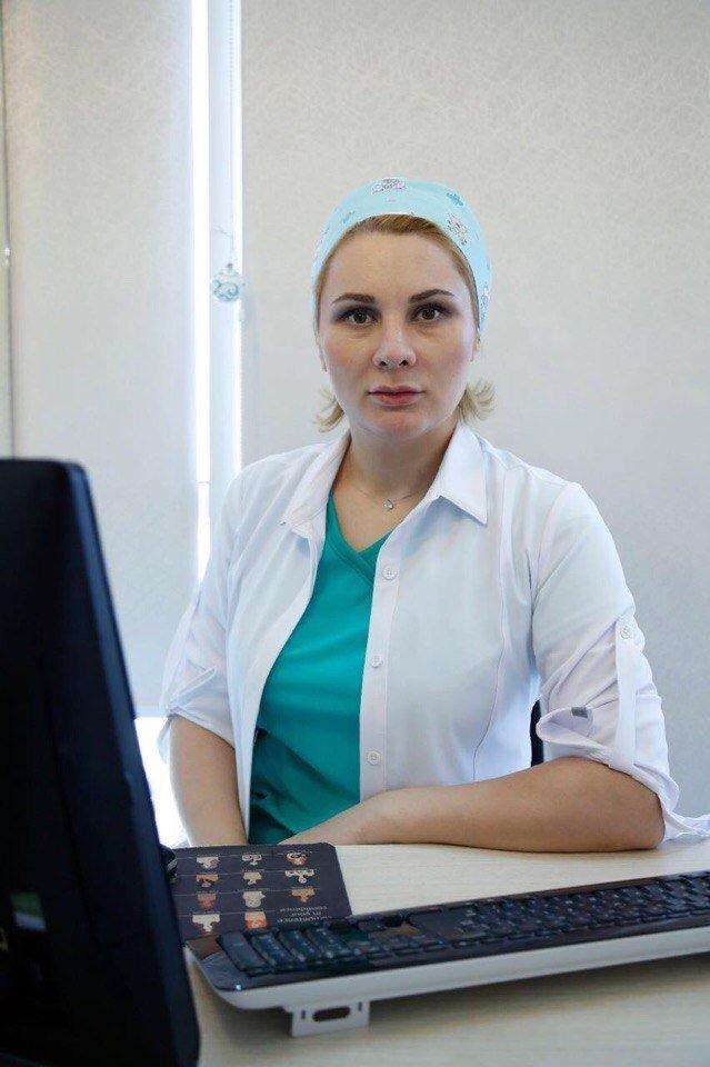 Залина Мурадовна Гимбатова, пластическим хирург