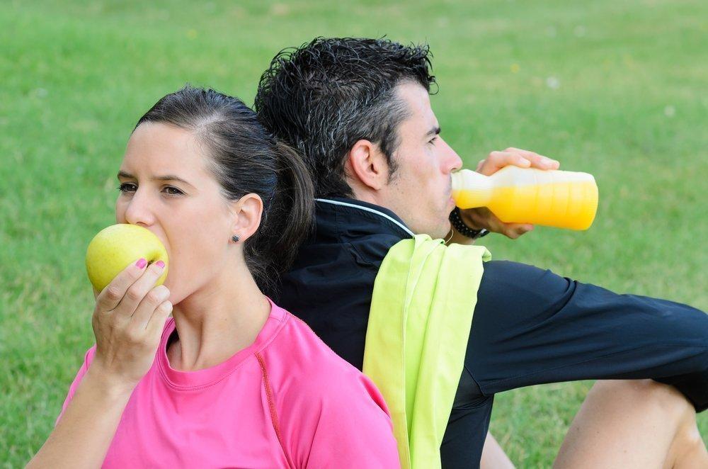 Что можно есть перед занятиями фитнесом?