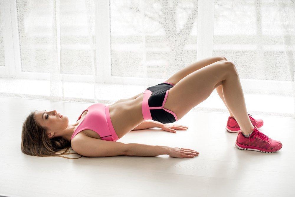 Вы усиленно занимаетесь фитнесом