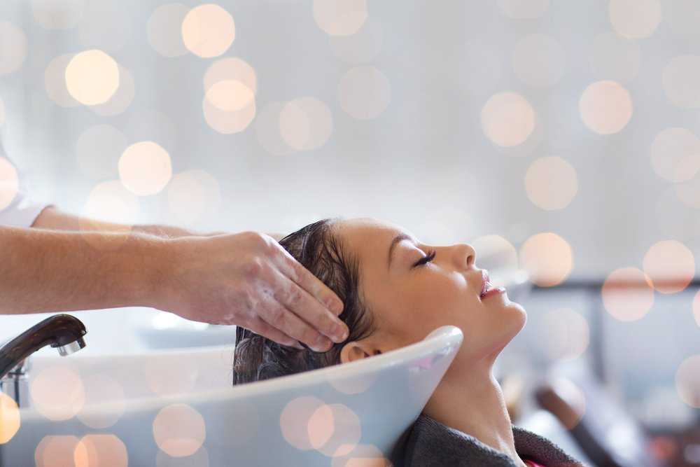 Что включает СПА уход за волосами?