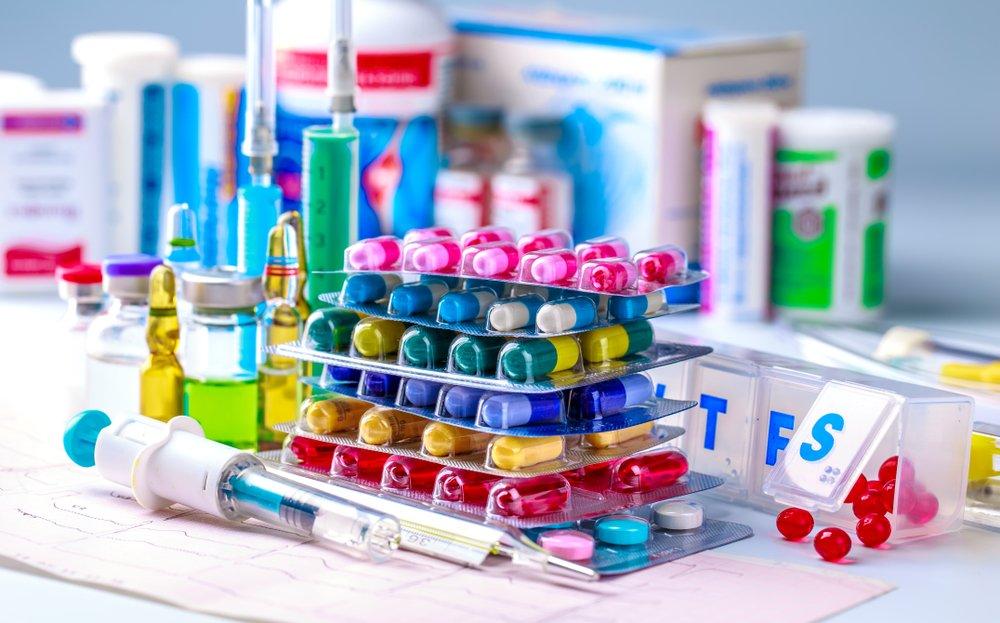 Безопасное хранение лекарств