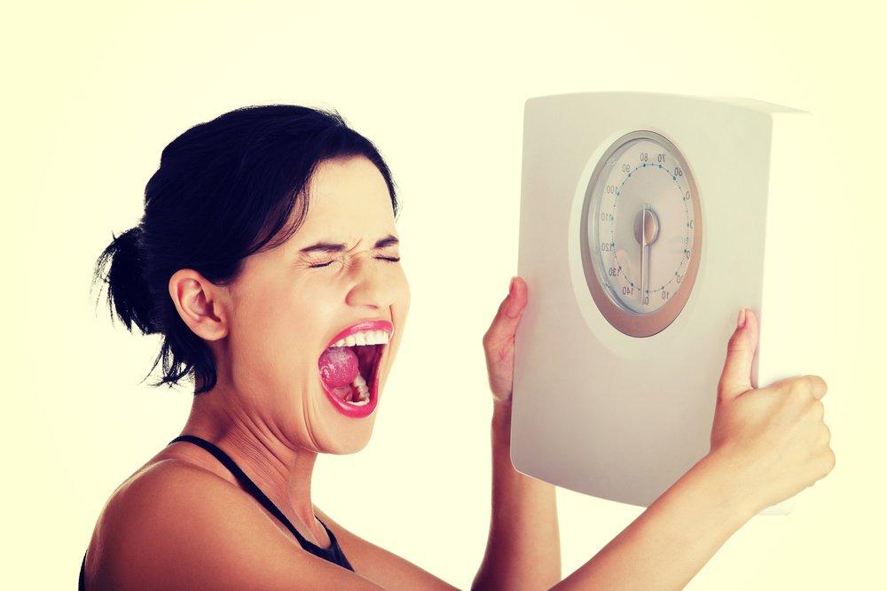 2. Борьба с лишним весом