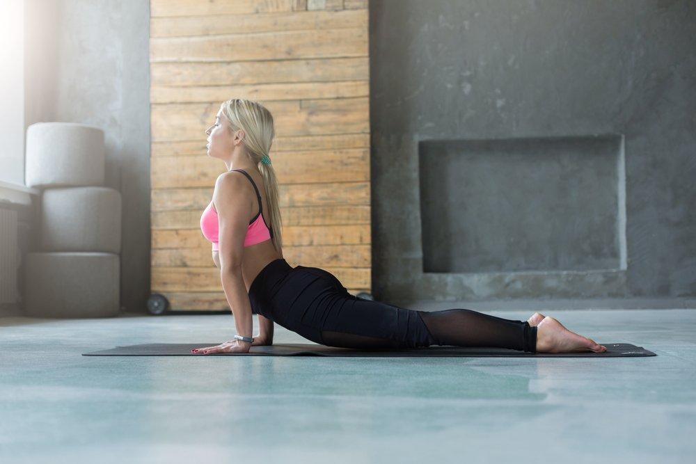 Комплекс простых и эффективных упражнений для спины