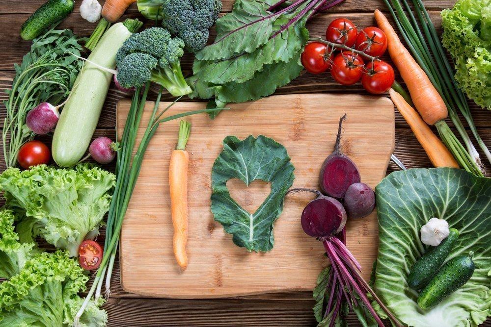 Рекомендуемые и нежелательные продукты для домашней диеты
