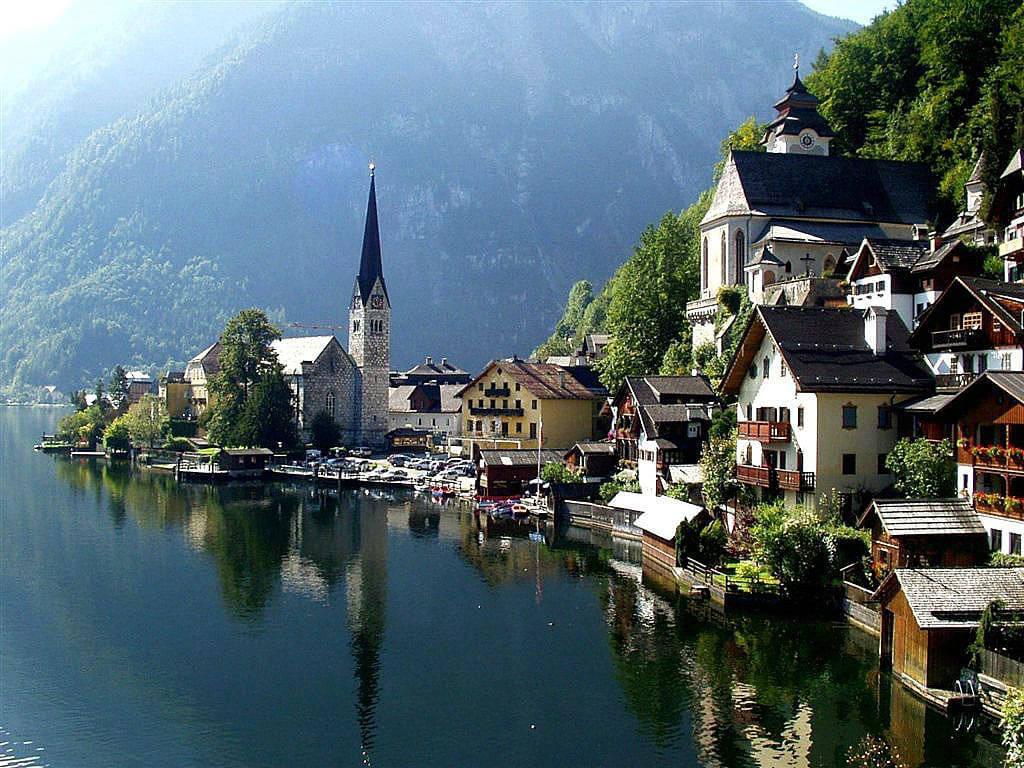 1. Австрия Источник: europeantravelescape.com