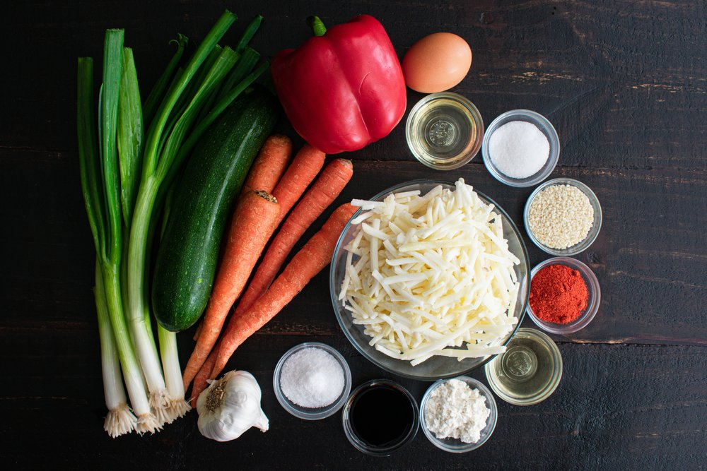 Рецепт приготовления кабачков по-корейски с морковью