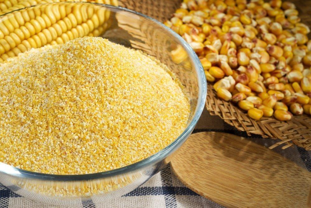 Диеты на каше из кукурузы