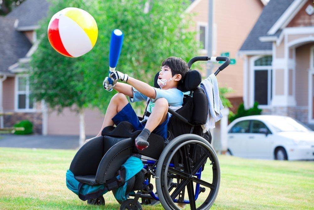 Практические советы, как укрепить здоровье ребенку-инвалиду