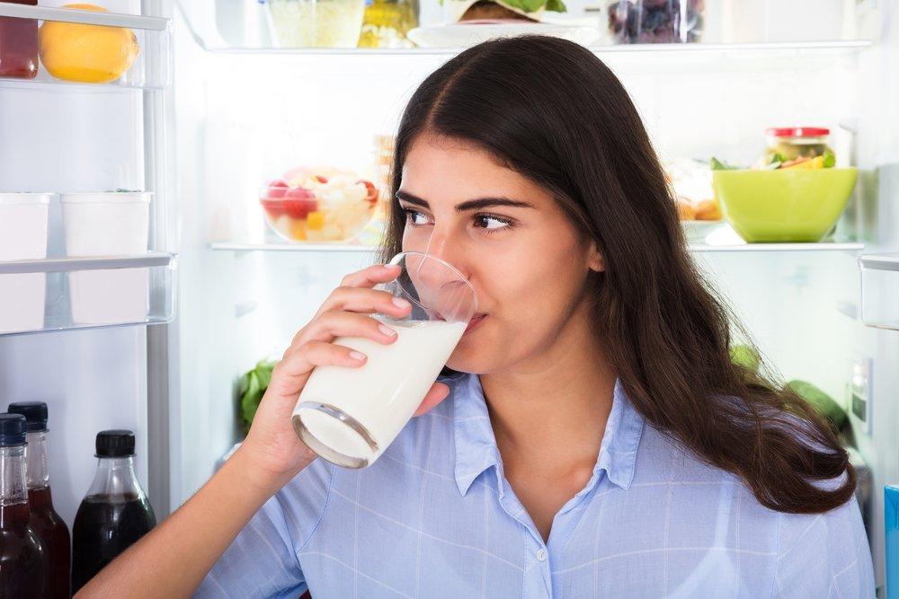14. Домашнее молоко