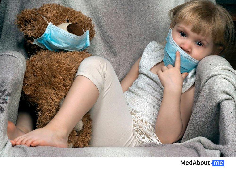 Детские инфекции – вероятность эпидемии