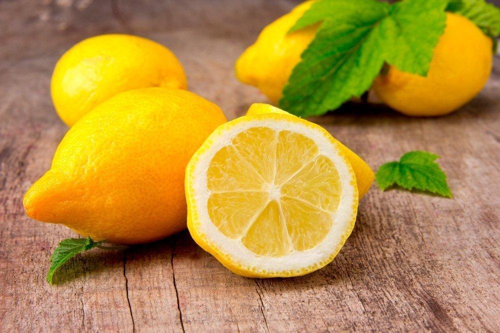Лимон для красоты и здоровья кожи
