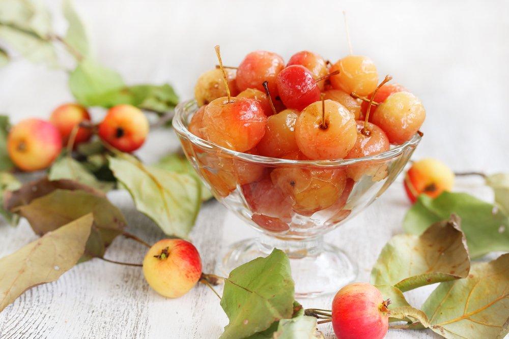 Как приготовить варенье из райских яблочек в мультиварке?