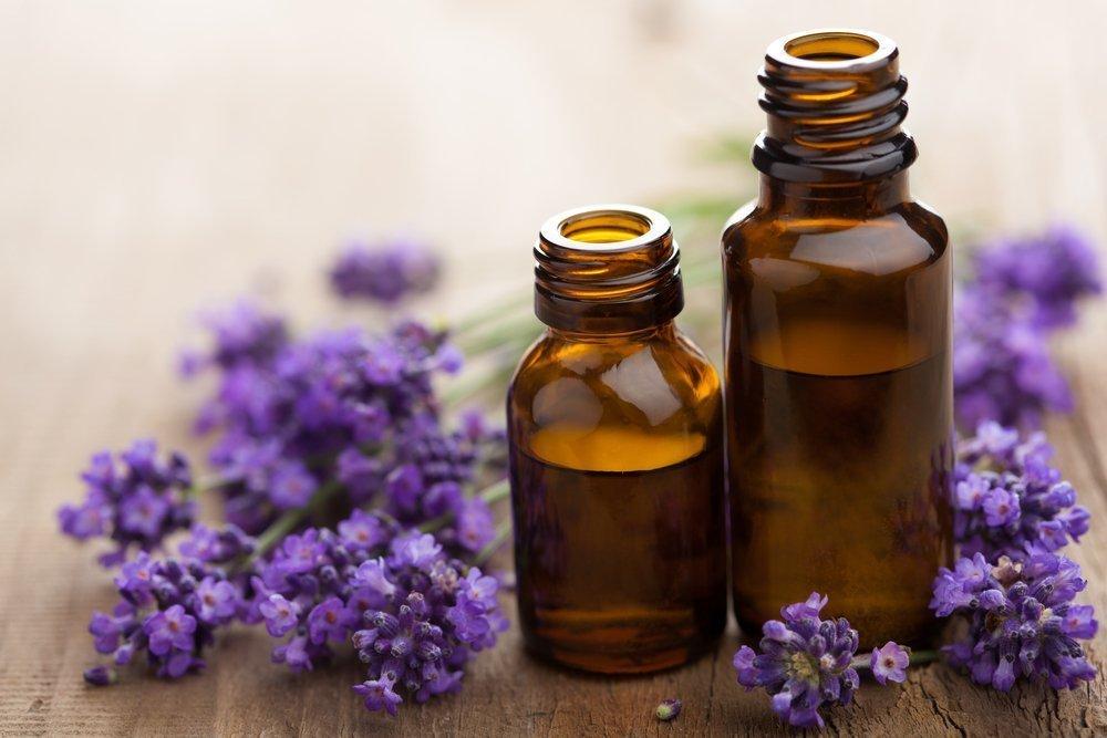Эфирные масла для питания и оздоровления дермы
