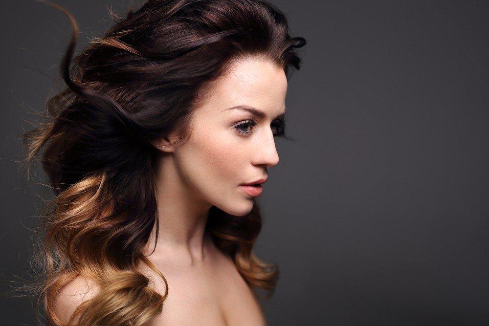 Красивые волосы: преимущества окрашивания «балаяж»