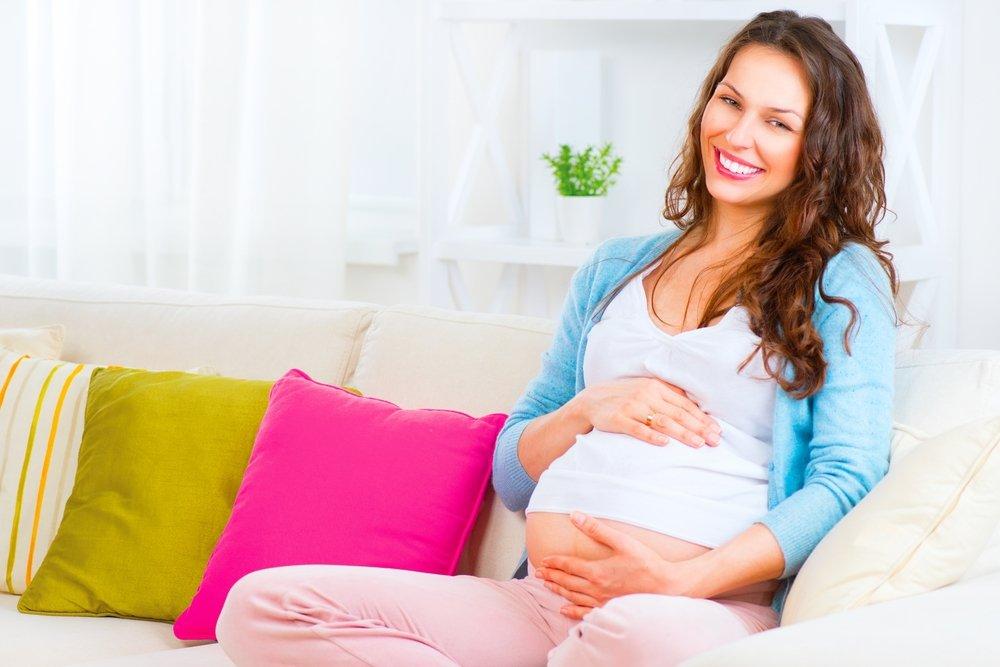 Беременность — время красоты