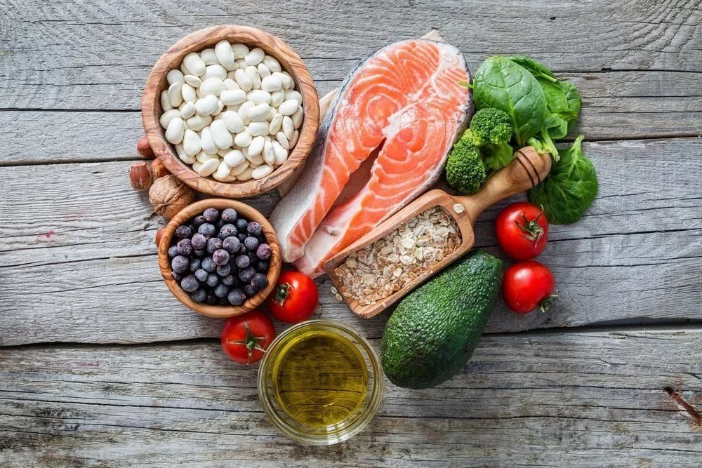 Питание для поддержания здоровья сердечно-сосудистой системы