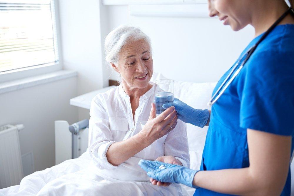 Медикаментозные методы лечения инсульта