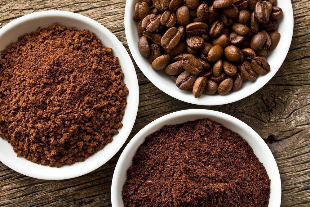 Польза кофе для красоты и здоровья волос