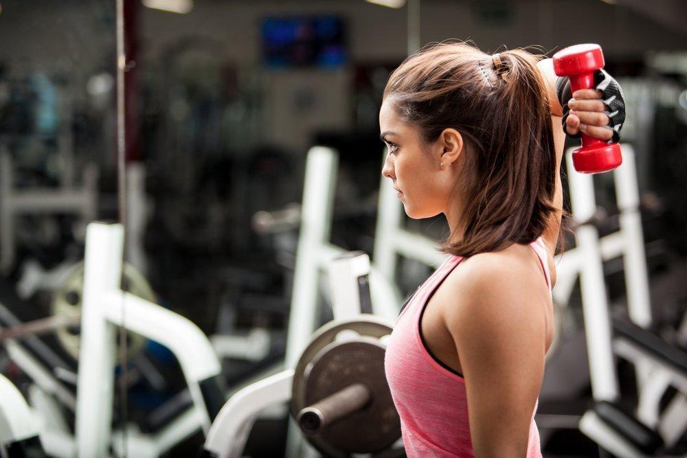 Базовые упражнения для верхних конечностей