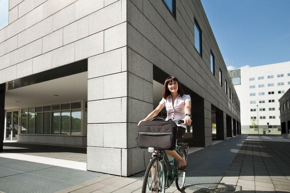 Велосипедная езда против лишнего веса