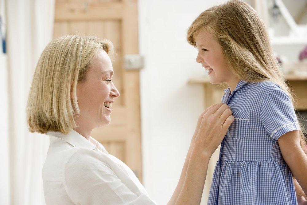 Обучение детей самостоятельно одеваться: полезные советы