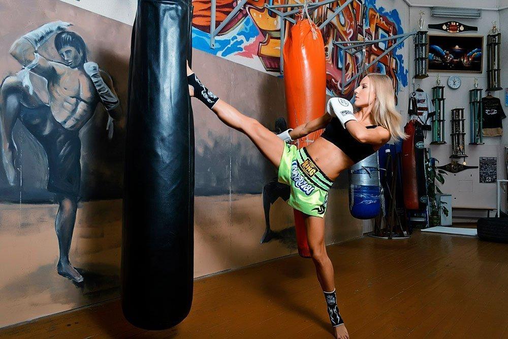 Что развивают занятия фитнесом по программе муай-тай
