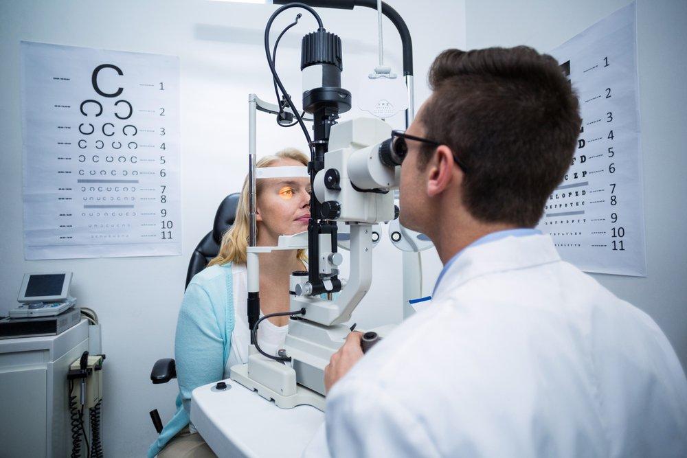 Приобретенная катаракта