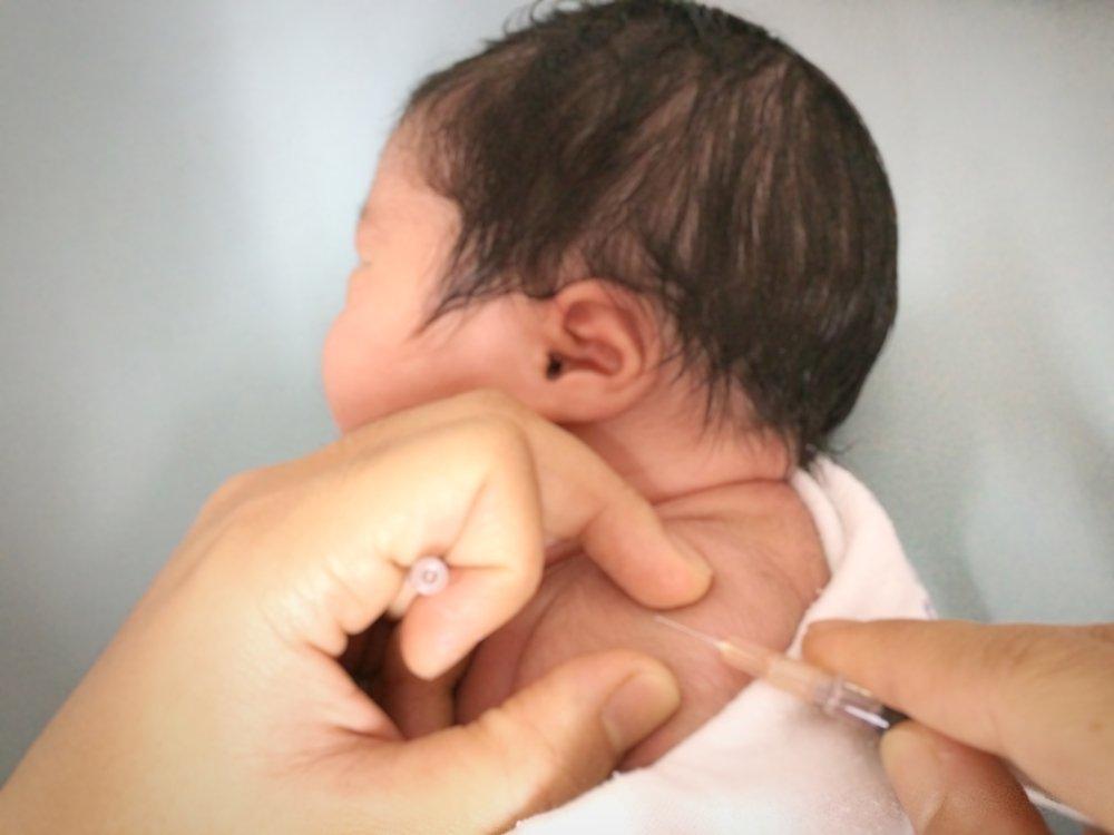 Первые прививки для детей