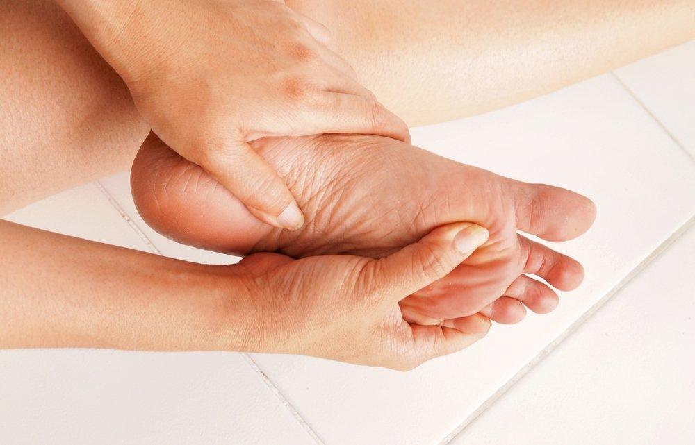 Позитивный эффект упражнений для ног