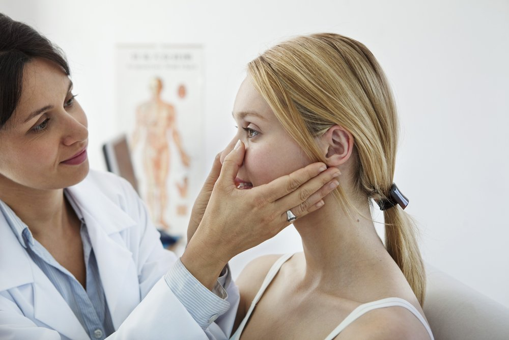 Лечение перелома носа