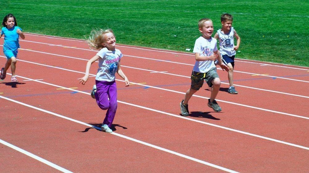 Легкая атлетика как средство развития ребенка
