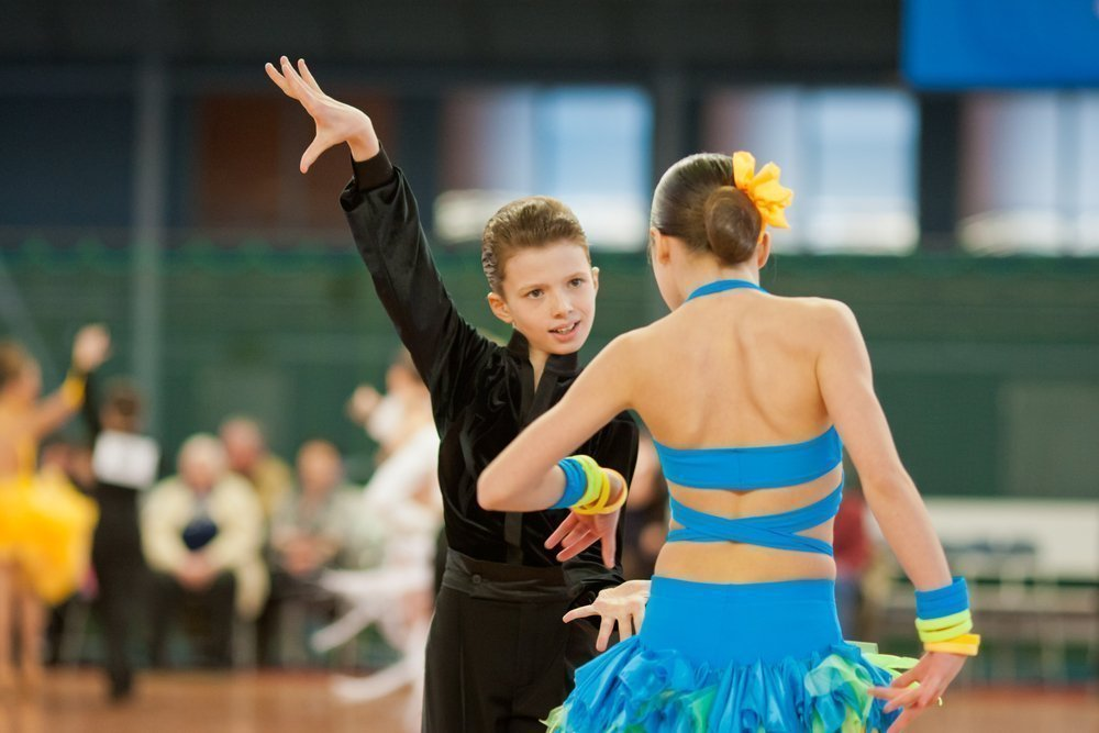Танцы — источник стабильно хорошего настроения!