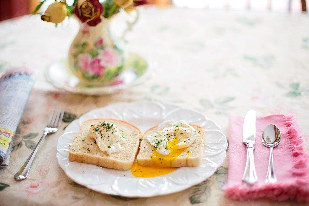 Факт № 3: Питательный завтрак — наиболее важный прием пищи