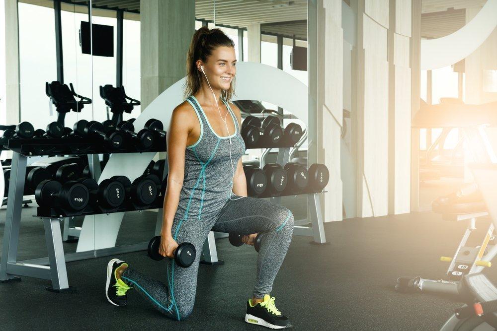 Базовые упражнения для проработки ног