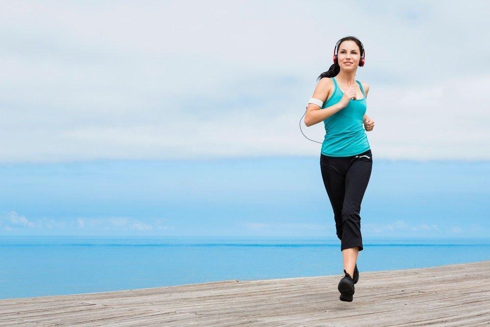 Как правильно выполнять беговые упражнения для снижения веса?