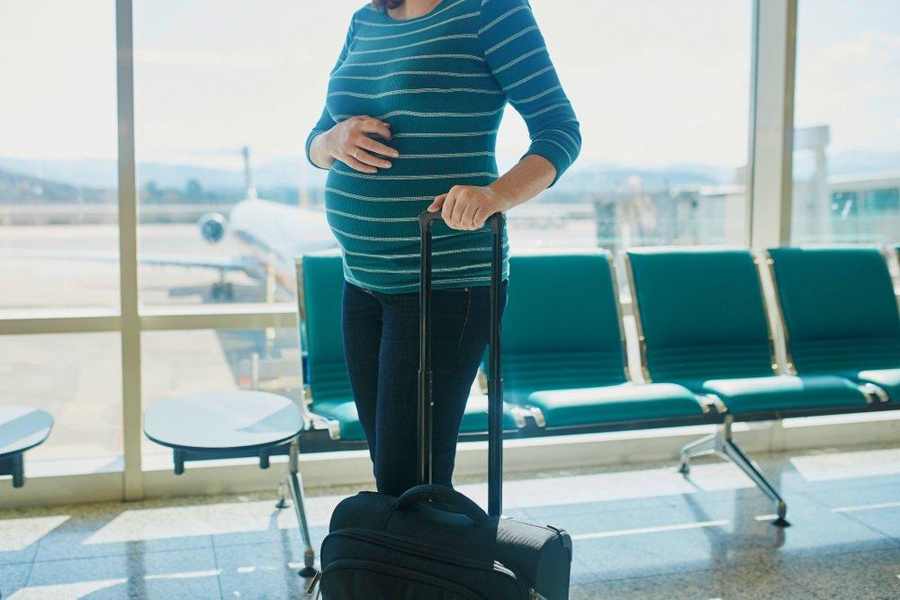 Путешествие во время беременности — меры предосторожности