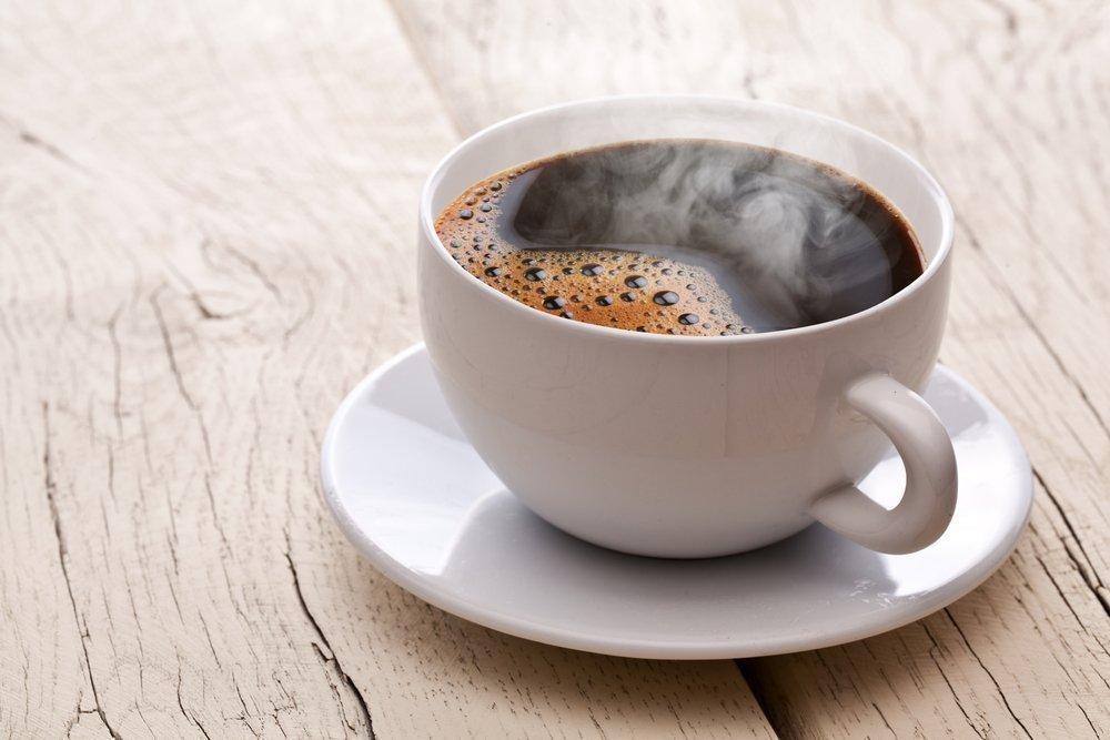 2. Ограничьте потребление кофеина