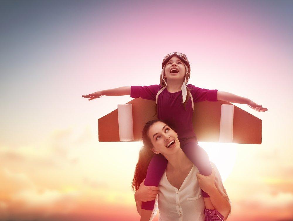 В чем сила любви родителей?